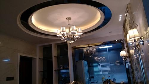 客厅吊顶灯风水禁忌,很少人知道的三大吊顶灯禁忌