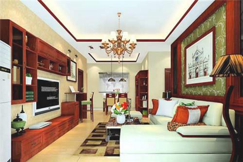 客厅选什么颜色瓷砖好看?