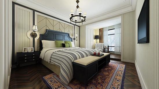 卧室背景墙设计,最新床头墙效果图鉴赏