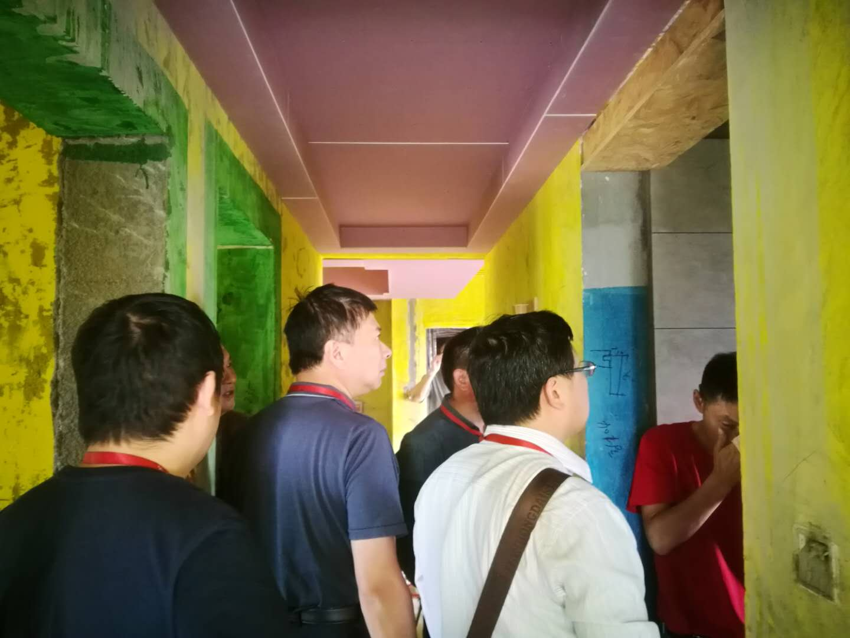 【2018年06月13日】南京山水方舟工地检查【现场图】