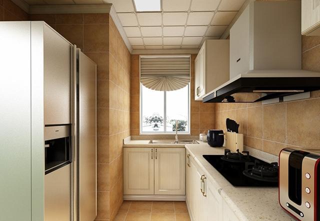 厨房装修用什么颜色瓷砖好?不同风格效果图欣赏