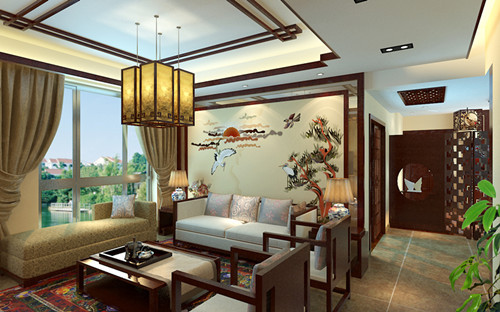 新中式风格的设计要点有哪些?这六点做好一辈子不留遗憾