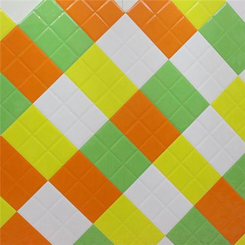 彩色瓷砖如何搭配?瓷砖搭配五大原则