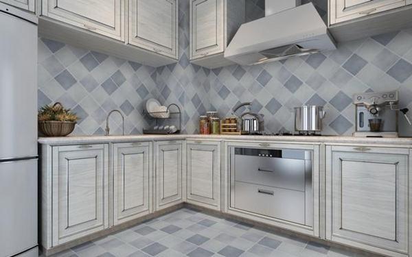 厨房什么颜色好?厨房颜色搭配全攻略