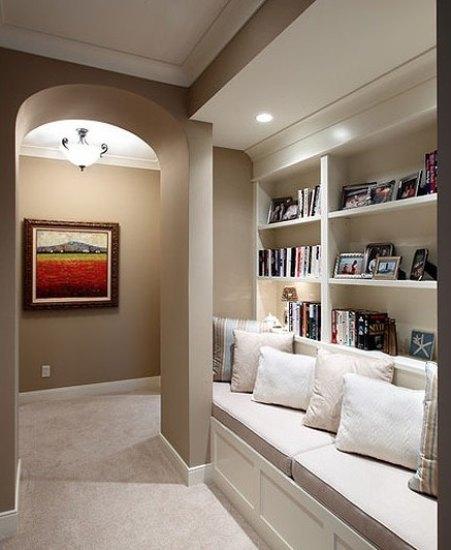 走廊过道装饰技巧分享,你浪费了绝好的空间