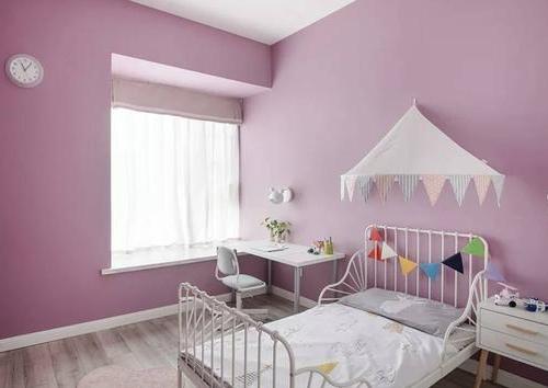 卧室墙面颜色大全,看看你知道几种