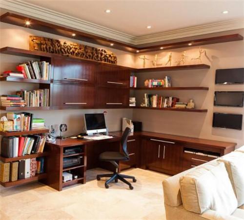 书房怎么装饰风水好?五大书房风水让你事业步步高升