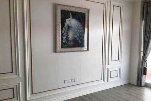 护墙板的种类有哪些?护墙板组成构件介绍