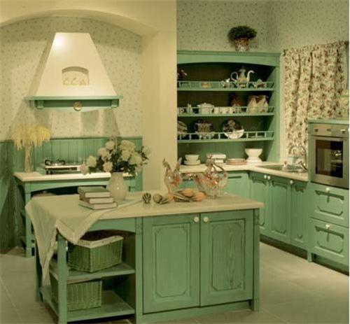 如何挑选厨房台面颜色?六种颜色搭配不会错