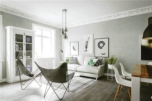 北欧家装风格特点及装修技巧