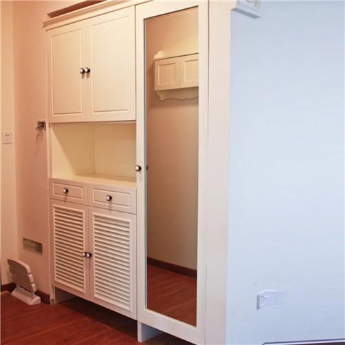常见玄关柜样式有哪些?玄关柜四种样式及保养方式