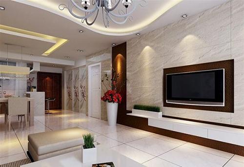 客厅地砖一般选择什么颜色?客厅地砖颜色搭配原则