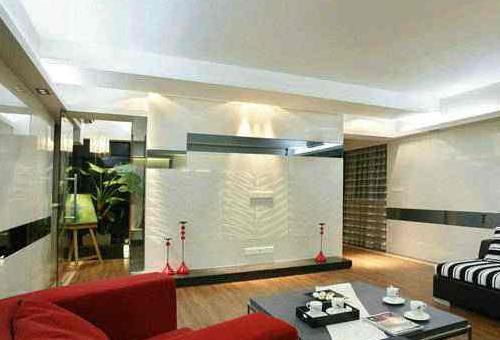 客厅墙隔断用什么材质?六种隔断墙材质推荐