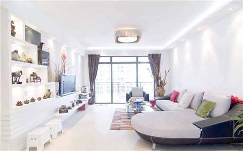 客厅墙面颜色如何搭配?四种潮流色彩搭配