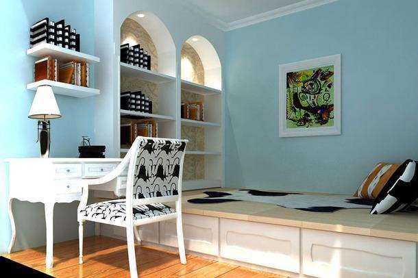 书房装修风格推荐-书房常用四种风格揭秘