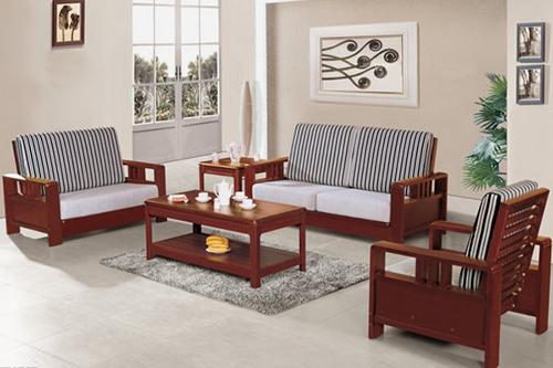 实木沙发哪种材质好?这三种材质用的多