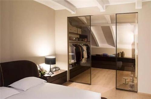 卧室衣帽间怎么设计?这些技巧不要错过