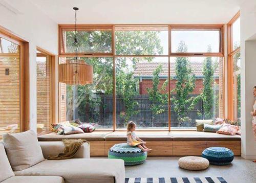 客厅飘窗怎么设计好看?你想象不到的四种设计
