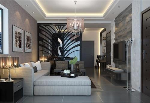 客厅用灰色瓷砖好看吗?过来人这样说