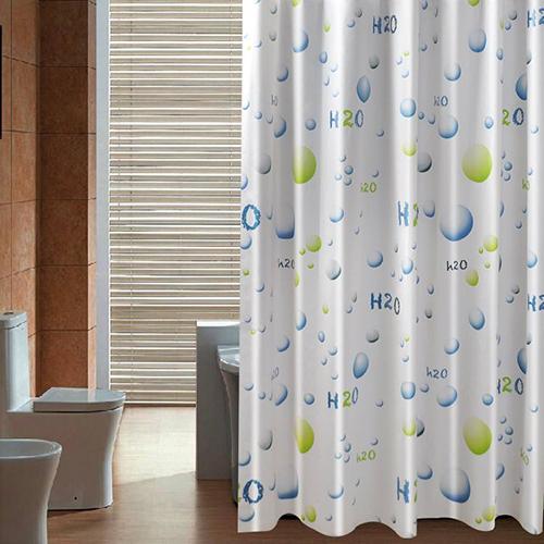 卫生间用玻璃隔断好还是浴帘好?很多人搞错了