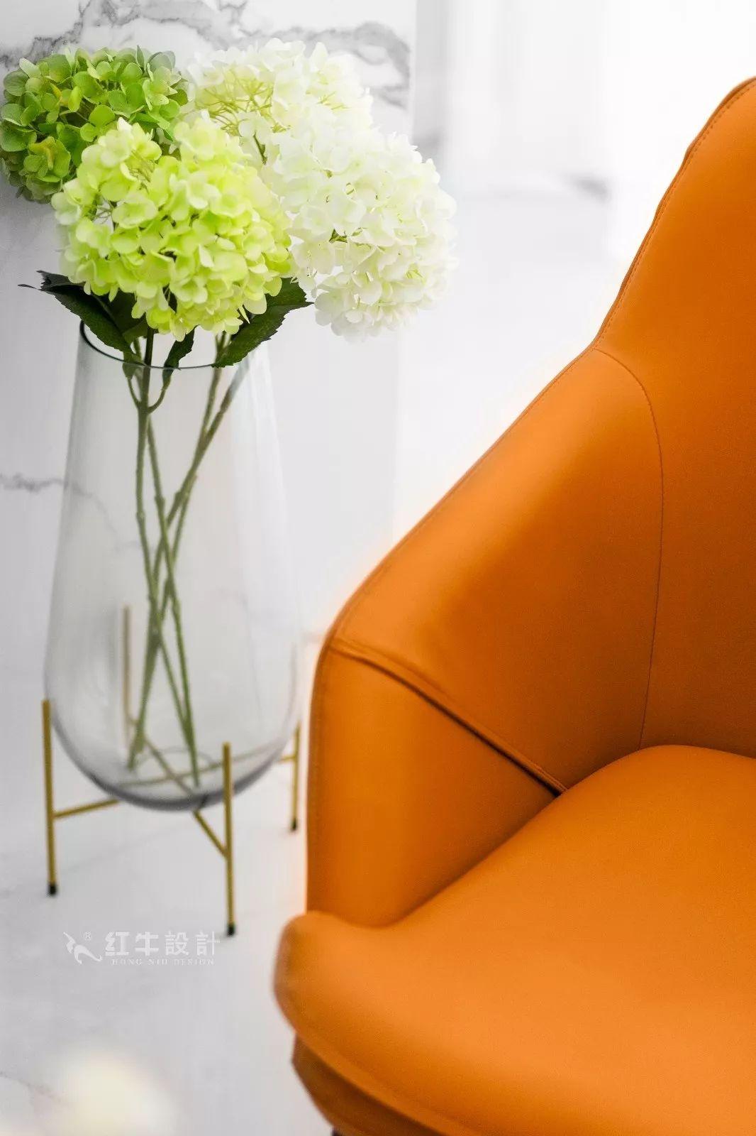 南京雅居乐145㎡现代简约--演绎当代生活美学05客厅设计04小饰品