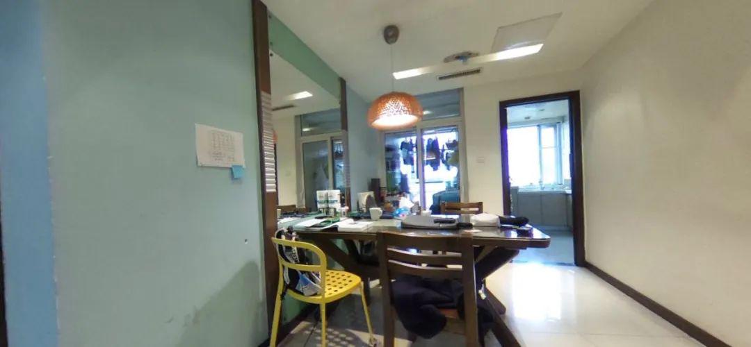 余玮_金鼎湾花园135㎡轻奢风格--老房升级改造,前后对比大变样!08餐厨·改造前