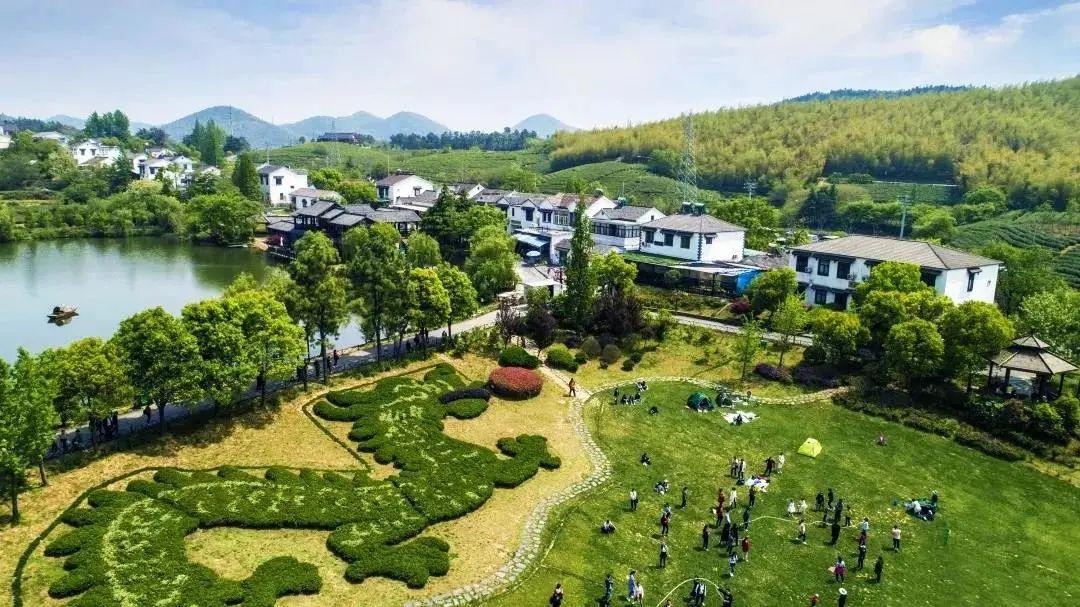 竞技宝app官方装饰团建 | 黄龙岘茶文化村之旅