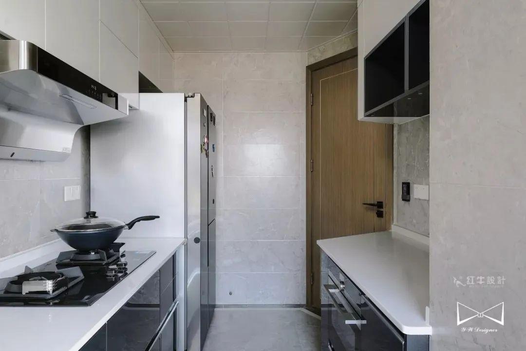 U型、L型、双线型、一字型,你家厨房是哪种格局?