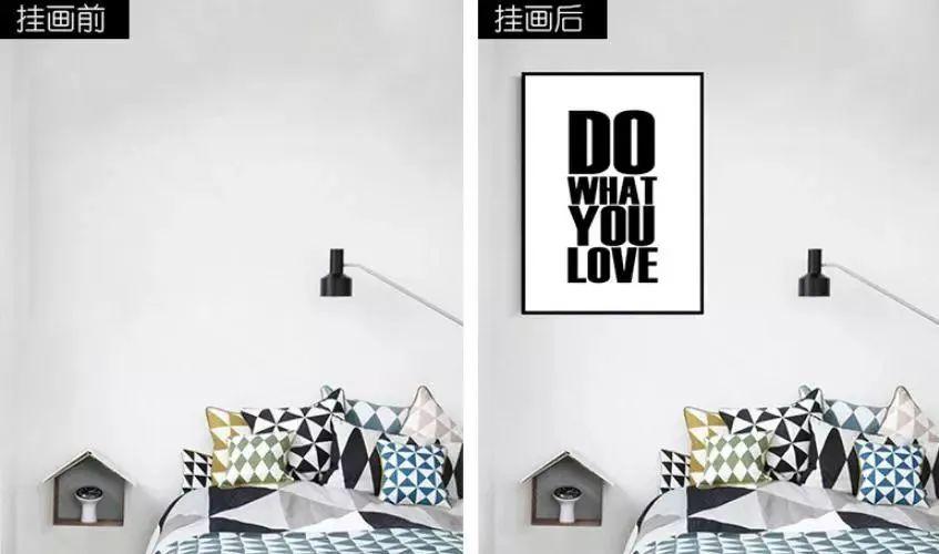 家里别用大白墙了,这样装饰才对路!
