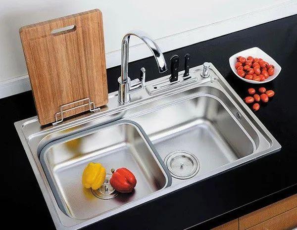 """这8个让厨房变""""实用""""的设计,漏掉哪个都不行!"""